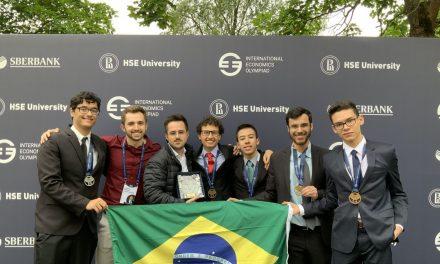 Estudantes brasileiros são premiados em olimpíada de economia