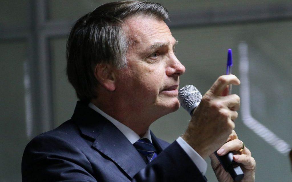 Bolsonaro diz que Brasil não precisa de dinheiro de outros países para proteger Amazônia