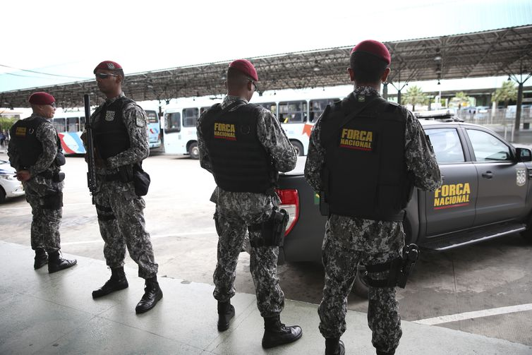 Ministério da Justiça autoriza uso da Força Nacional em cinco estados