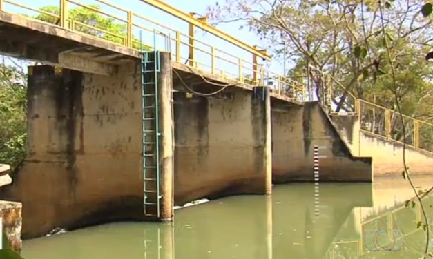 Plano de racionamento de água é aprovado e prevê rodízio na Grande Goiânia se vazão do Rio Meia Ponte seguir caindo