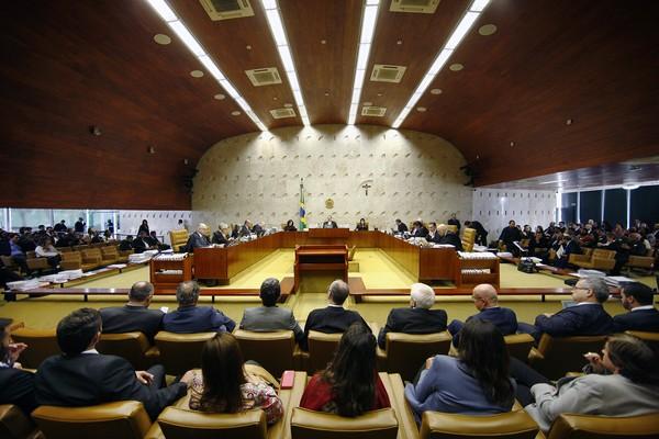 STF aprova orçamento de 2020 sem aumento de salário dos ministros