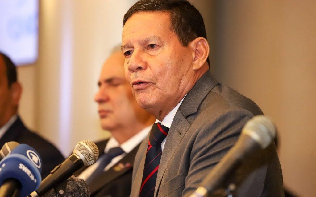 Governo vai desbloquear R$ 20 bilhões do orçamento ainda neste mês, diz Mourão