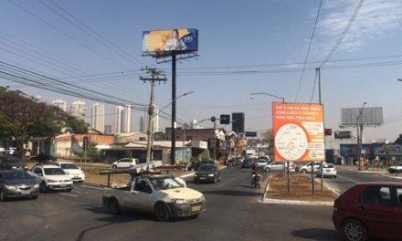 Interdição do cruzamento entre Marginal e Jamel Cecílio começa neste sábado