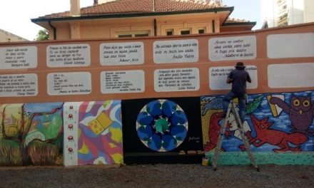 Galeria de arte a céu aberto com entrada gratuita é inaugurada em Goiânia