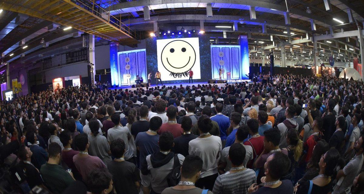 Campus Party tem 1ª edição em Goiás com mais de 350 horas de conteúdo e previsão de receber 40 mil pessoas