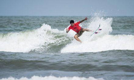 Brasil brilha nos Jogos Mundiais de Surfe