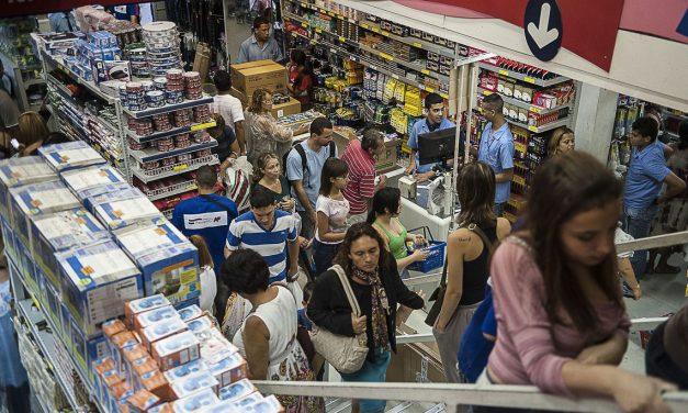 Índice de Confiança do Empresário do Comércio cai 1% em agosto