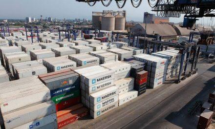 Balança comercial registra déficit na segunda semana do mês