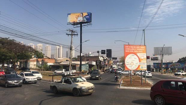 Prefeitura de Goiânia altera o trânsito devido a obras na Marginal Botafogo e na Av. Jamel Cecílio