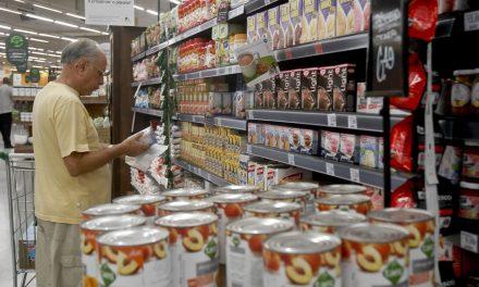 Comércio varejista cresce 1% em julho
