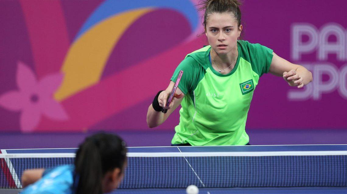 Após prata no Pan, tênis de mesa feminino quer se garantir em Tóquio