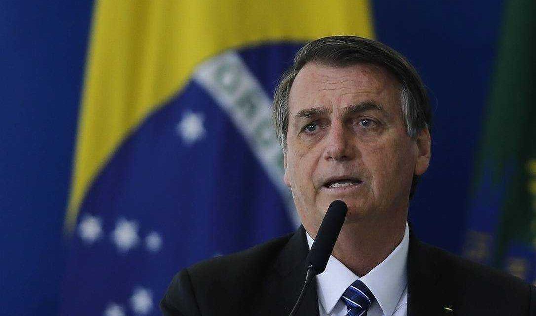 Bolsonaro diz que nova CPMF está fora da reforma tributária
