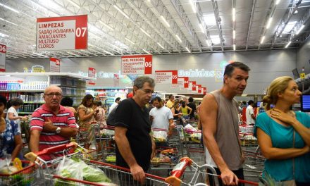 Índice oficial de preços tem deflação de 0,04% em setembro