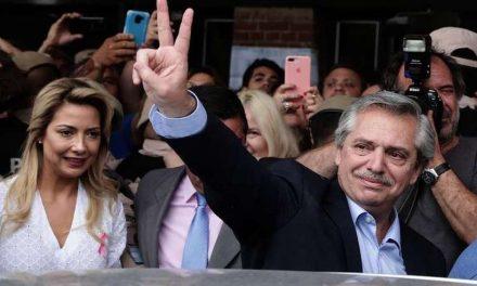 Alberto Fernández derrota Macri e vence em primeiro turno na Argentina