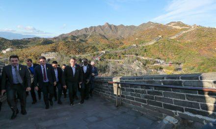 Bolsonaro chega a Pequim e reúne-se com empresários