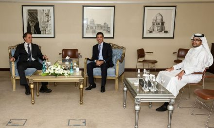 Bolsonaro: fundo soberano árabe deve elevar investimento no Brasil