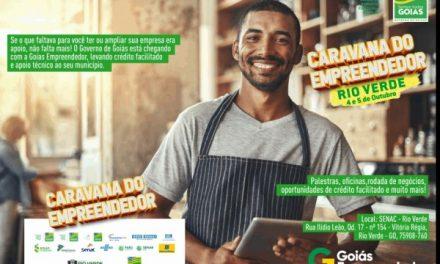 Senac Rio Verde recebe Caravana do Empreendedor