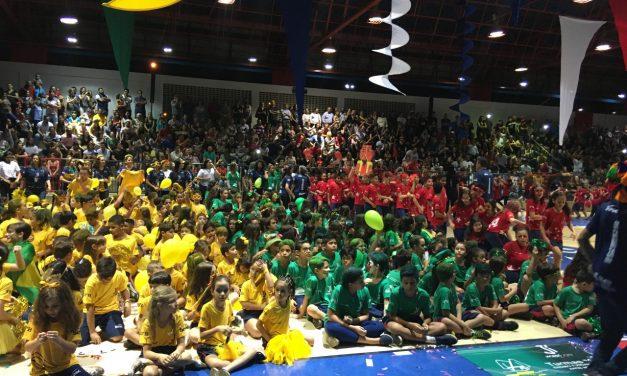 Mais de mil alunos participam do 16º JICESC