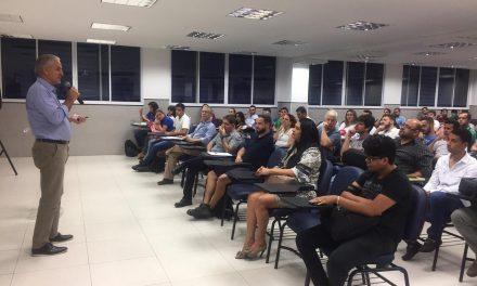 CEO do grupo Nasa ministra palestra para alunos da Faculdade Senac