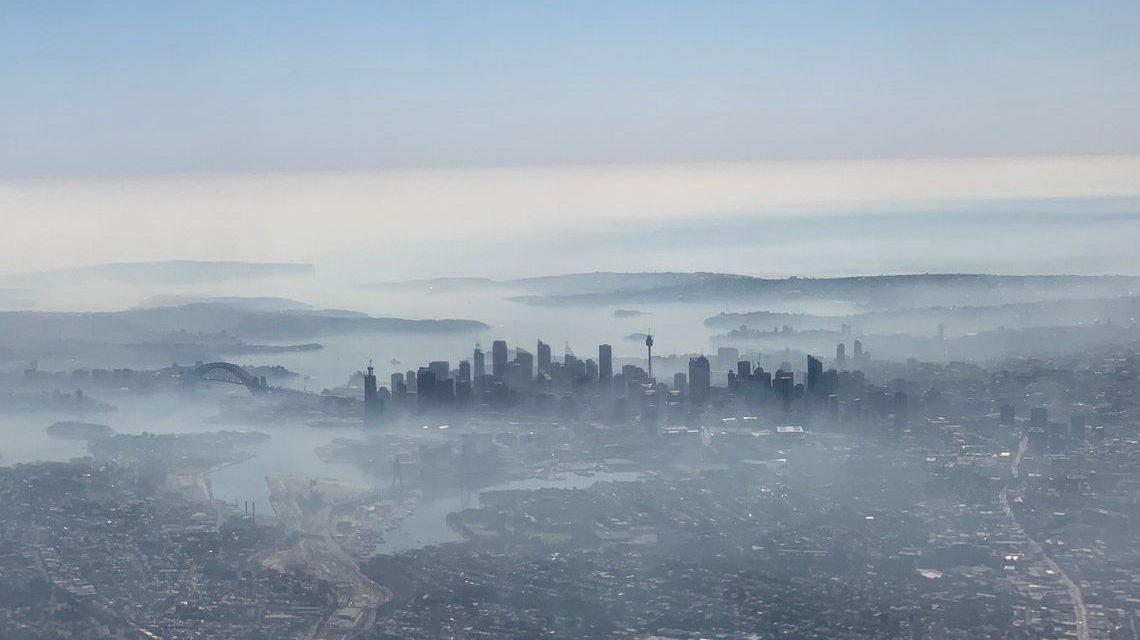 Concentrações globais de CO2 atingem novo recorde