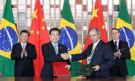 Guedes defende integração econômica e livre comércio com China