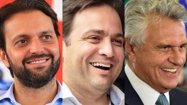Em Anápolis, filiação de Roberto Naves ao PP sela aliança entre Caiado e Baldy