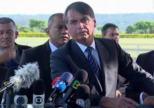 Bolsonaro: Brasil trabalha para cumprir requisitos de entrada na OCDE