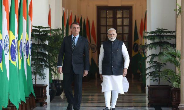 Brasil e Índia terão parceria para a produção animal