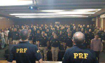 Goiás recebe reforço de 54 novos policiais rodoviários federais