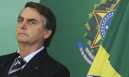Bolsonaro lidera intenção de voto para 2022, segundo pesquisa