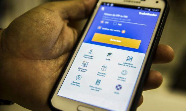 Como fazer a consulta do saque emergencial do FGTS pelo celular