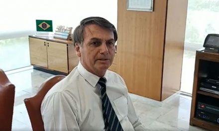 Bolsonaro reafirma que Brasil repudia o terrorismo