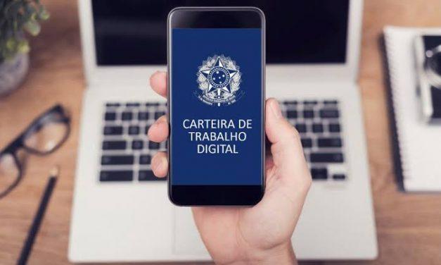 Carteiras de Trabalho terão impressão reduzida em 65% em Goiás