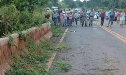 Após rompimento de barragem, GO-215 e GO-040 são interditadas