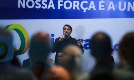 Novo partido não usará fundo eleitoral sancionado, diz Bolsonaro