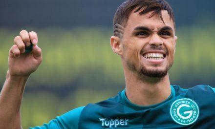 Goiás oficializa venda de Michael ao Flamengo