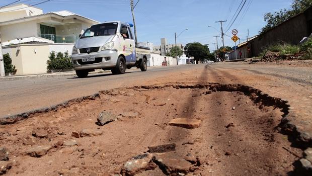Prefeitura de Goiâniahomologa licitação para reconstrução asfáltica da capital