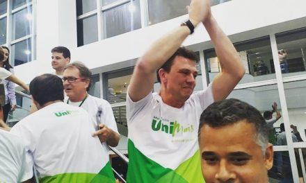 Chapa UniMais é eleita para a diretoria da Unimed