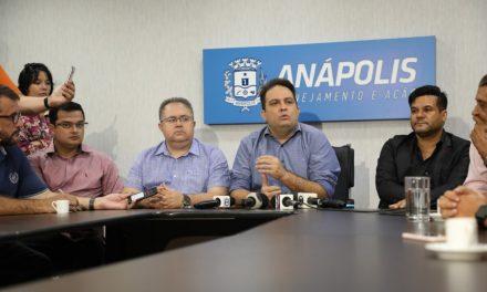 """Prefeito de Anápolis tranquiliza população sobre quarentena: """"Não irão transitar pela cidade"""""""