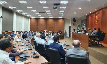 Governador irá assinar projeto de anel viário na BR-153, diz secretário da Sedi