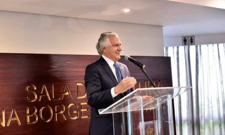 """Caiado apresenta projeto """"Biomas Tropicas"""" e defende importância da ciência para o agronegócio"""