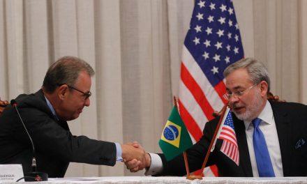 Brasil e EUA firmam acordos de cooperação em energia nuclear