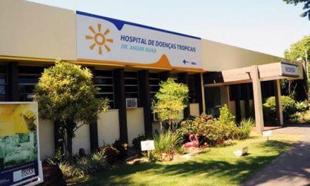 HDT mantém isolado paciente com suspeita de coronavírus, em Goiânia