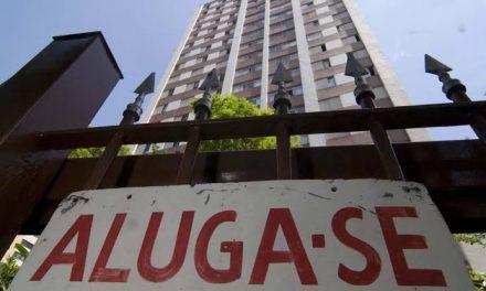 Índice que reajusta aluguéis cai 0,04% em fevereiro