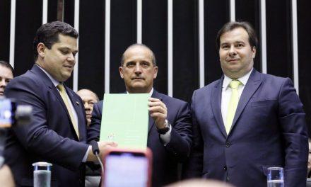 Em mensagem ao Congresso, Bolsonaro define prioridades de 2020