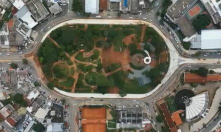 Praça do Cruzeiro será totalmente interditada a partir de sexta-feira (7)