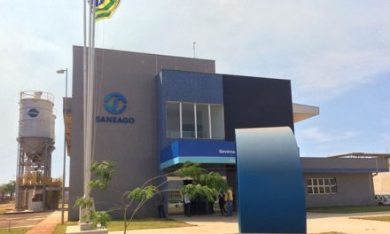 Caiado se reúne com representante do Ministério da Economia para tratar da venda de ações da Saneago