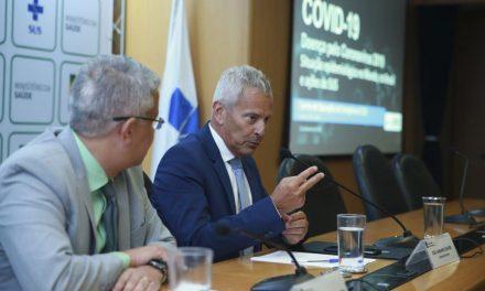 Número de suspeitos de coronavírus no Brasil cai para seis