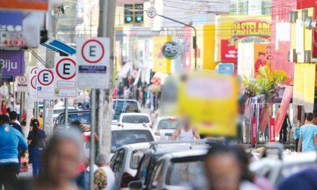 Em decreto, Prefeitura de Anápolis restringe fluxo de pessoas em comércio