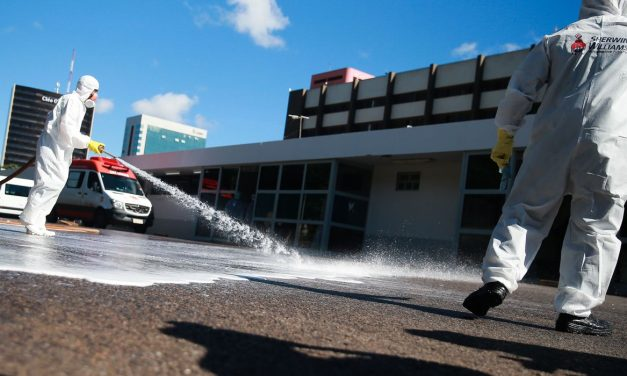 Brasil tem 201 mortes por covid-19 e 5.717 casos confirmados